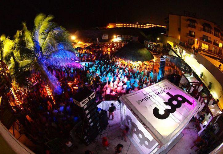 El festival de música electrónica BPM se presentará una vez más en Playa del Carmen en enero. (Foto/Internet)