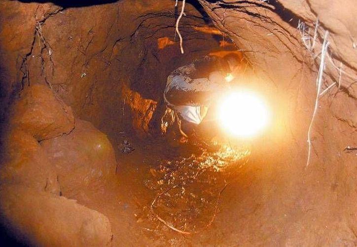 El túnel se ubica bajo un predio en la colonia Libertad en Tijuana, B.C. (Imagen de referencia/Archivo/SIPSE)