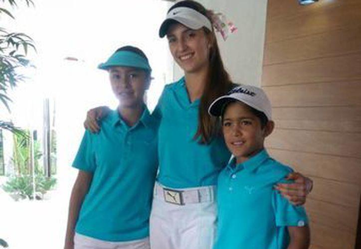 Estarán  presentes los mejores golfis-tas infantiles y juveniles mexicanos en Yucatán. (Milenio Novedades)