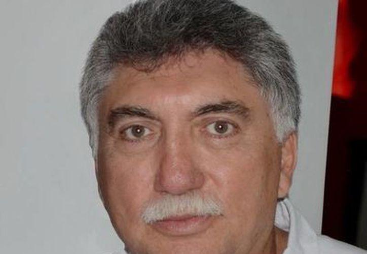 Secretario Estatal de Salud, Juan Ortegón Pacheco. (Redacción/SIPSE)