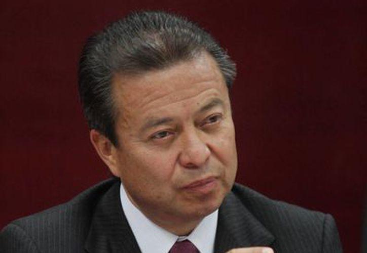 Camacho urgió a aprobar la iniciativa en el próximo periodo de sesiones en el Congreso. (Archivo/Notimex)