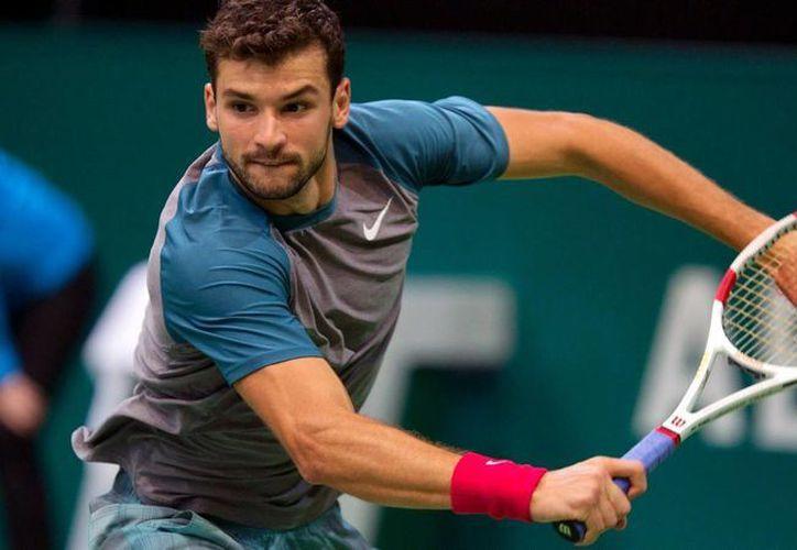 La ciudad búlgara de Sofía será sede por primera vez de una Gira Mundial de la ATP. De Bulgaria, precisamente, es el tenista Grigor Dimitrov (foto), uno de los mejores del mundo. (posta.com.mx)