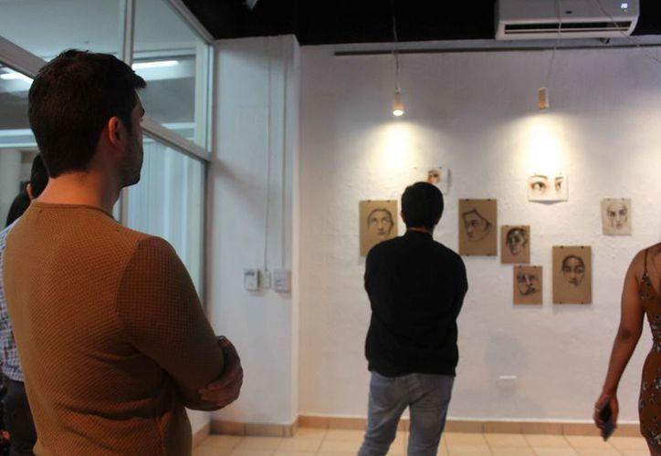 La reunión será entre los artistas que han expuesto en las galerías del recinto público. (Faride Cetina/SIPSE)