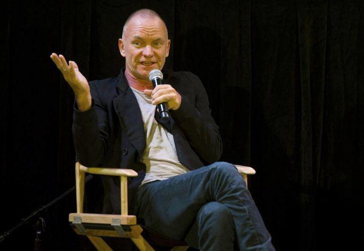 El nuevo disco de Sting, que lanzará en septiembre próximo, tendrá un carácter conceptual y explora temáticas como el autodescubrimiento. (Agencias)