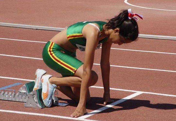 Los deportistas se entrenan para la justa nacional. (idey.gob.mx)