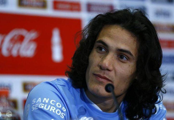Cavani confunde a Jamaica con un equipo africano y destaca su poderío físico. (EFE)