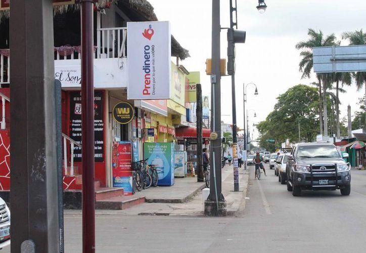 En Felipe Carrillo Puerto había mil 543 unidades económicas o empresas. (Ángel Castilla/SIPSE)