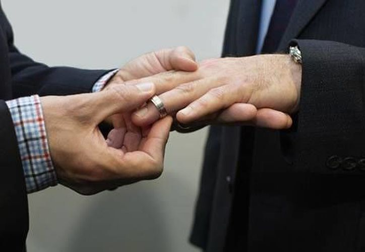 En Quintana Roo se han registrado 14 enlaces matrimoniales entre personas del mismo sexo. (Foto/Internet)
