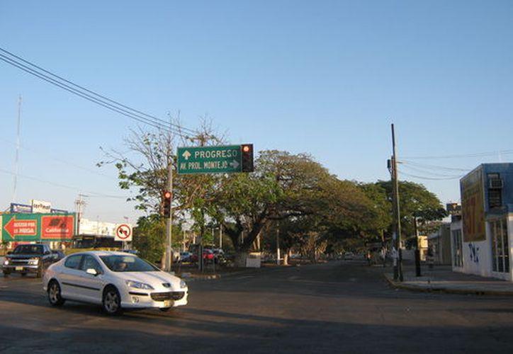 El estudio señala las intersecciones más conflictivas para circular en la capital yucateca. (SIPSE)