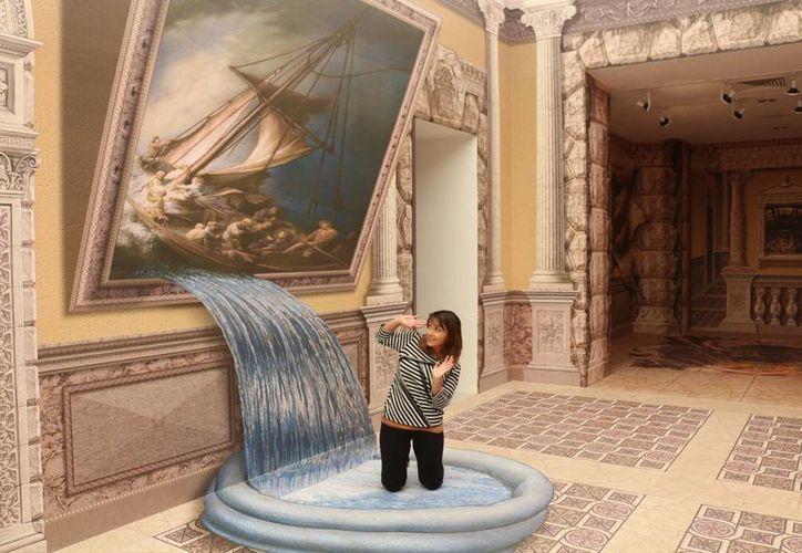 El 3D Museo Of Wonders Playa del Carmen será inaugurado este fin de semana. (Adrián Barreto/SIPSE)