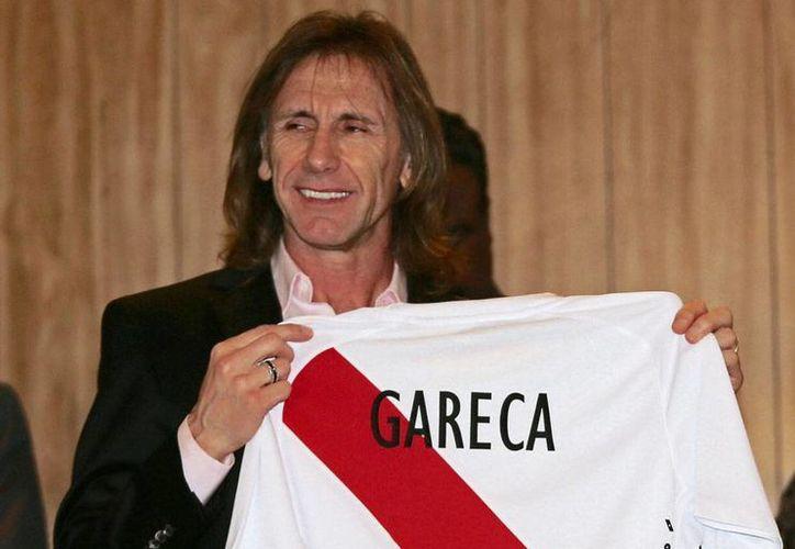 Ricardo Gareca es el nuevo DT de Perú, para la Copa América 2015. (AP)