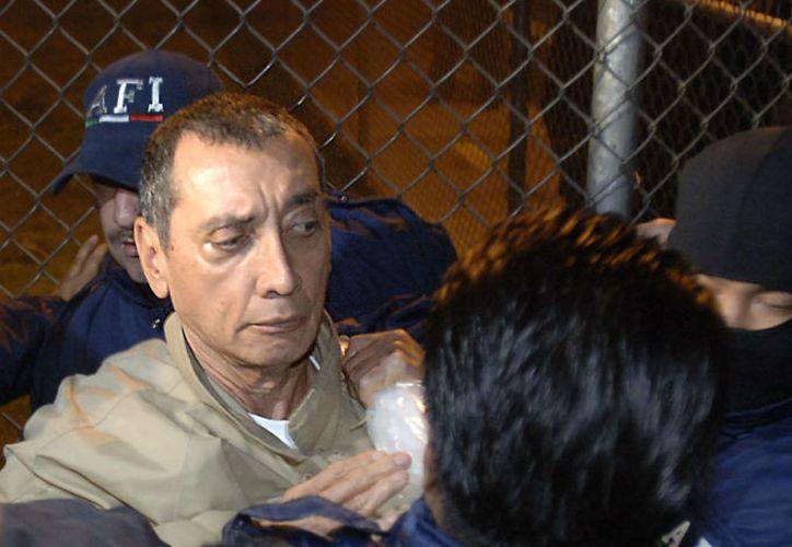 En México, Villanueva Madrid debe cumplir una sentencia de 28 años, por lavado de dinero. (Foto: Contexto)