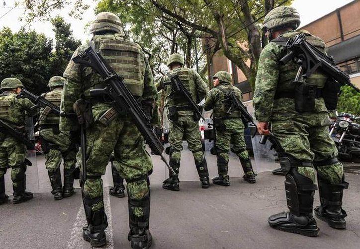 La Sedena publicó el proceso de Adimisión a la Universidad del Ejército y Fuerza Aérea Mexicana, cuyo registro en línea será del 7 de enero al 25 de febrero. (Internet)