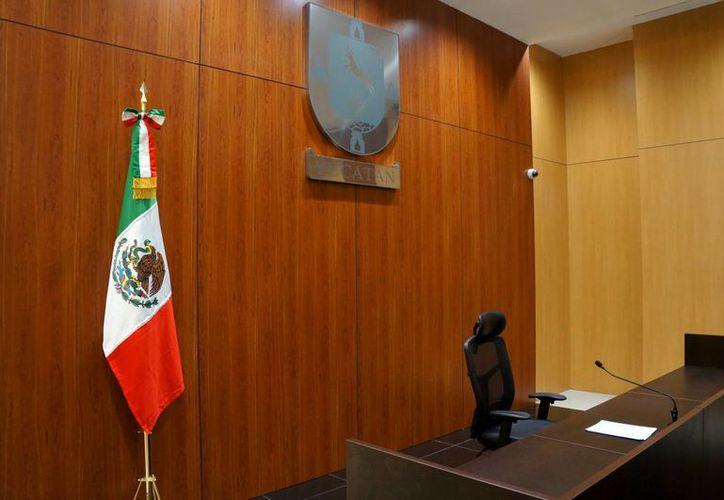 El hombre fue sentenciado a tres años de prisión por abusar de su hija de 15 años. (Imagen de contexto del Poder Judicial de Yucatán)