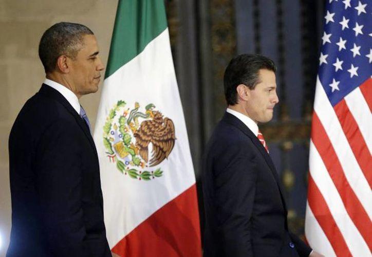 Obama se comprometió con  Enrique Peña Nieto a llevar a cabo una investigación sobre las denuncias del espionaje realizado por NSA. (Internet)