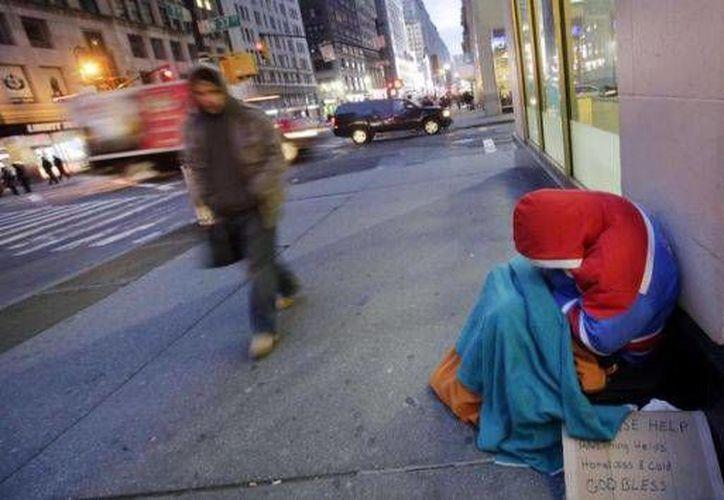 Nueva ley protege del frío a indigentes de Nueva York