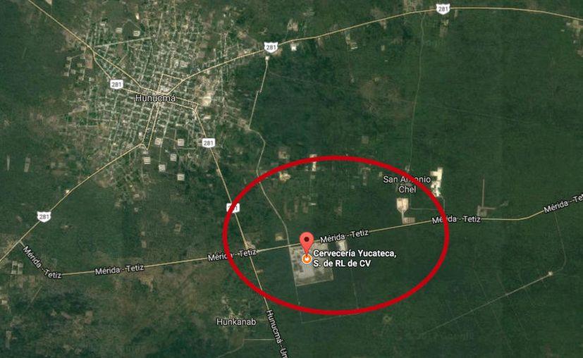 Pretenden que la gente que llegue a visitar las industrias de la zona cuenten con hospedaje y servicios cercanos. (Google Maps)