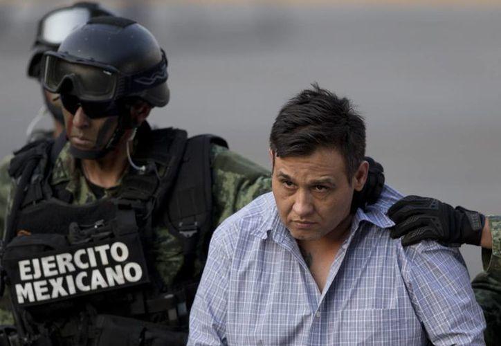 El 'Z42' enfrenta una solicitud de extradición a Estados Unidos y unas once investigaciones por diversos delitos en México. (AP)