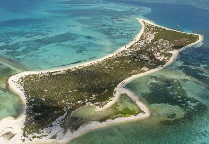 El Arrecife Alacranes y el Cayo Arenas tienen los días contados debido a los efectos extremos del clima. (SIPSE)