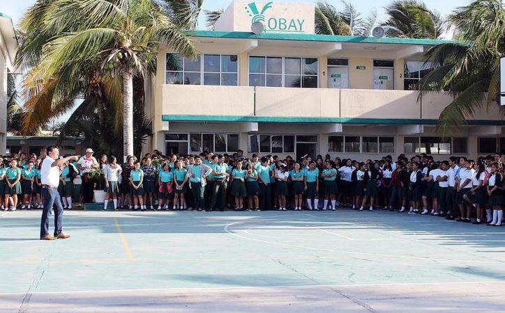 El plan del evento será fortalecer el vínculo entre alumnos, institución y la familia. (ProgresoHoy.com)