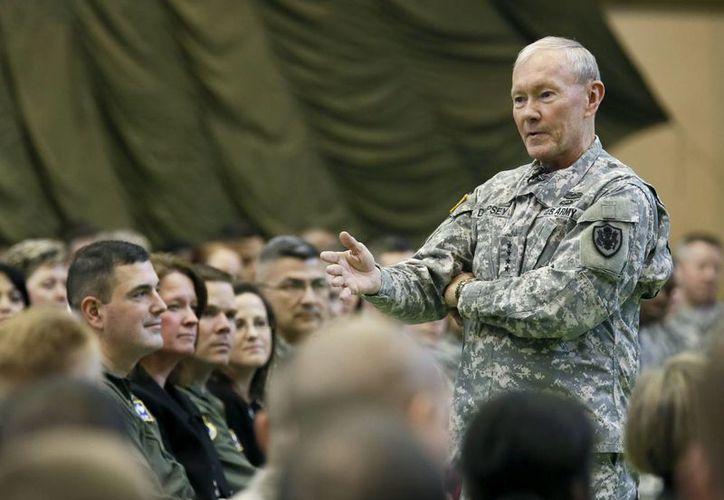 El jefe del Estado Mayor Conjunto de Estados Unidos, general Martin E. Dempsey, en imagen de archivo (EFE)