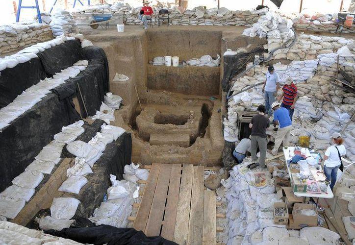 En el Parque Arqueológico El Caño se han encontrado tumbas de guerreros de alto rango y otros indígenas. (EFE)