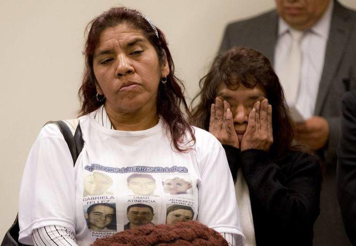 Julieta González cree que las autoridades podrían estar falseando la información. (Agencias)