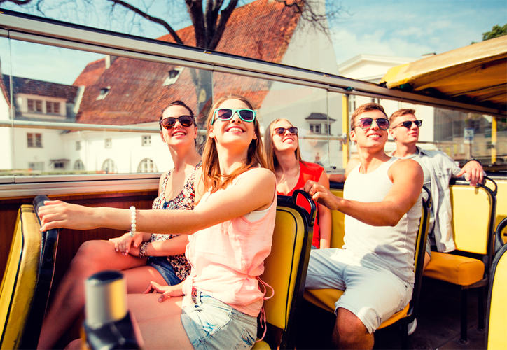 El 32.1% de los jóvenes millennials a nivel mundial viajan al menos una vez al año. (Redacción/SIPSE)