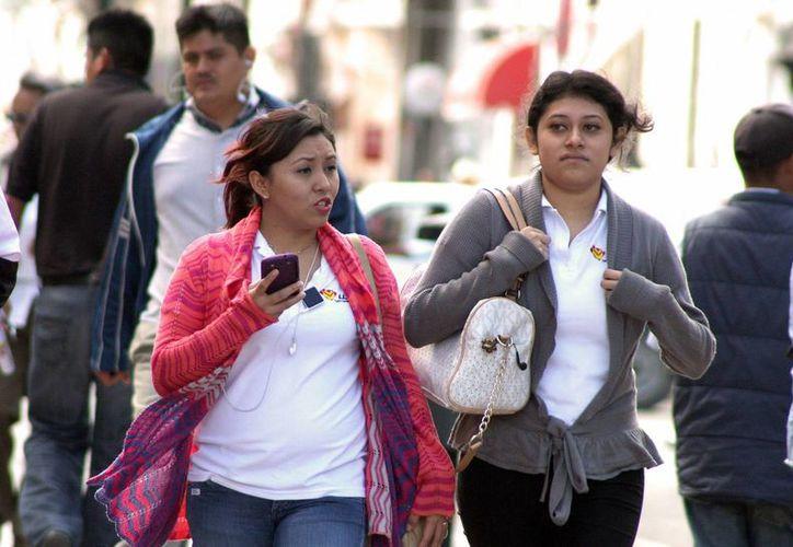 Los pronósticos indican que el descenso de temperatura se mantendrá en los siguientes días en Mérida. (Wilberth Argüelles/SIPSE)