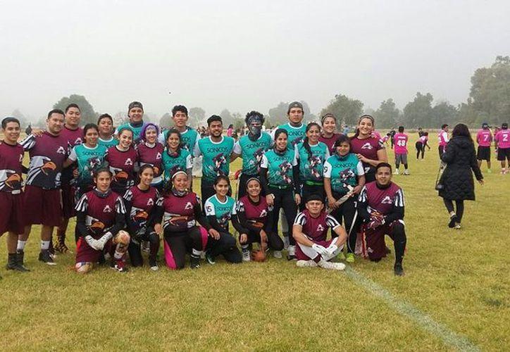 Las Águilas derrotaron en la gran final 24-12, a Fénix de Sonora. (Foto: Cortesía)
