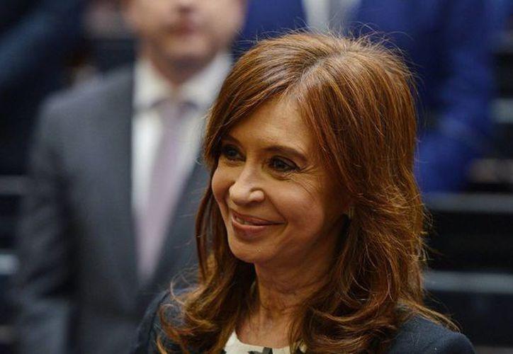 La ex presidenta de Argentina, está procesada e investigada también en otras causas. (El País)
