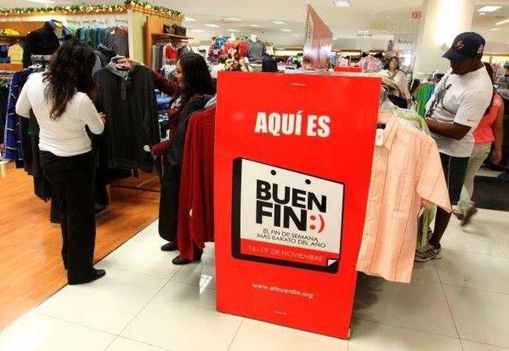 La Canacome estimó que en el caso de Yucatán el Buen Fin dejara unos 600 millones de pesos más en ventas que el año pasado. Esperan la participación de unos 12 mil comercios del 18 al 21 de noviembre. (SIPSE)
