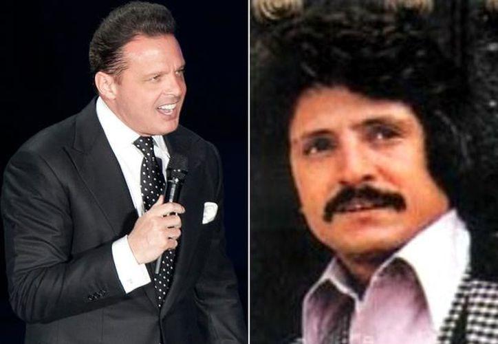 Luisito Rey, padre de Luis Miguel, le dio droga al cantante cuando tenía 14 años. (Internet)