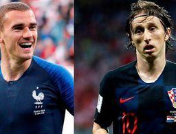 La final: Francia nunca ha perdido contra Croacia
