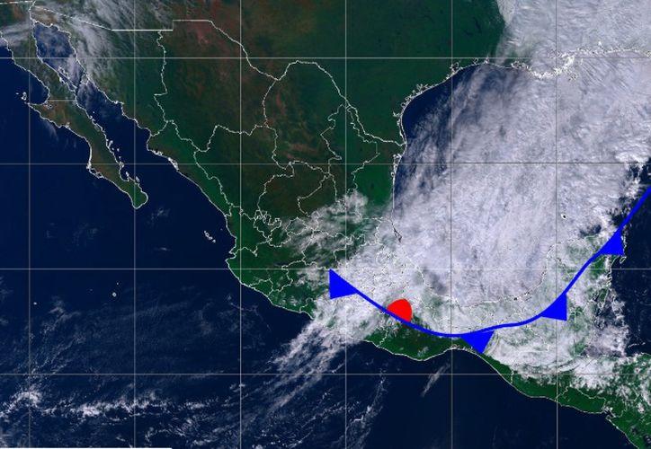 Para los próximos días se prevé un descenso en el potencial de precipitaciones en la región. (Conagua)