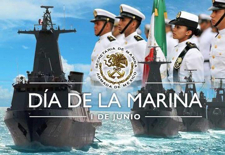 El Primero de Junio se celebra en México la Nacionalización de la Marina. (Foto: semar.gob.mx)