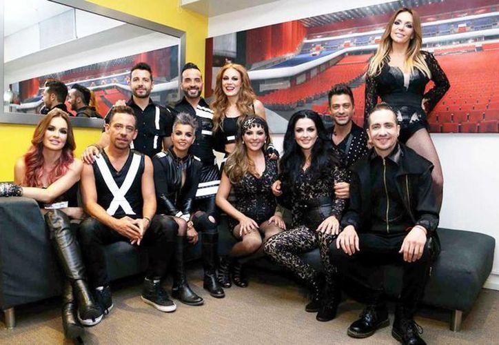 """""""La Gira del Año"""" ha logrado más de 70 conciertos en México y Centroamérica. (adninformativo.mx)"""