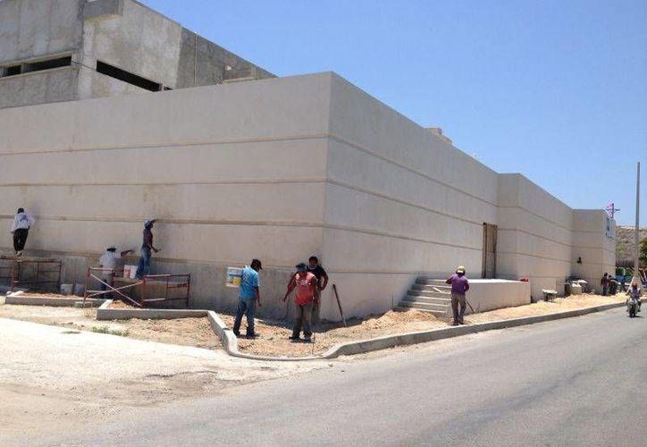 Invierten 100 millones de pesos para construcción, mobiliario y equipo del inmueble. (Lanrry Parra/SIPSE)