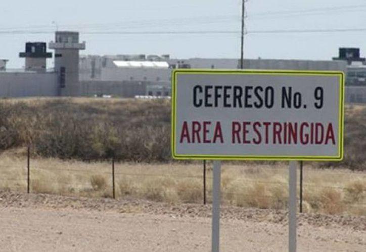 La Comisión Nacional de Seguridad realizó un operativo en el Cefereso No. 9 de Ciudad Juárez, Chihuahua, donde permanece Joaquín 'El Chapo' Guzmán. (vanguardia.com.mx)