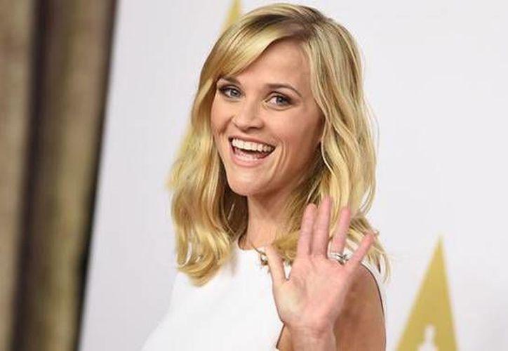 Reese Whiterspoon será uno de los presentadores de los Premios Oscar, los cuales se entregarán el próximo 28 de febrero en el teatro Dolby de Hollywood. (Archivo AP)