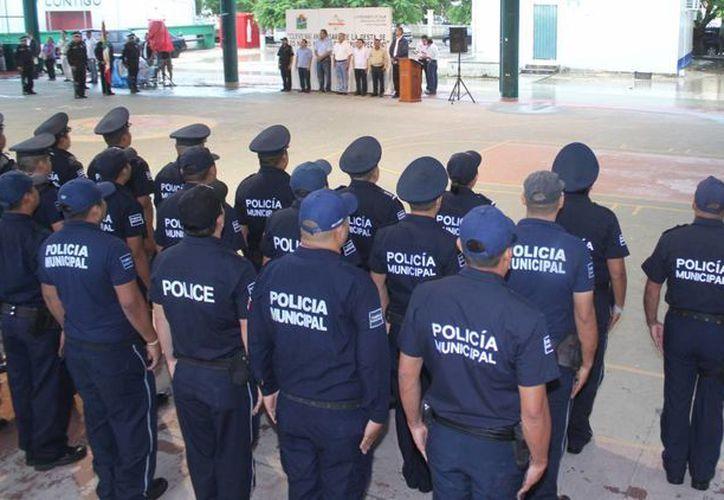 El operativo Guadalupe-Reyes concluyó con saldo blanco en Tulum. (Rossy López/SIPSE)