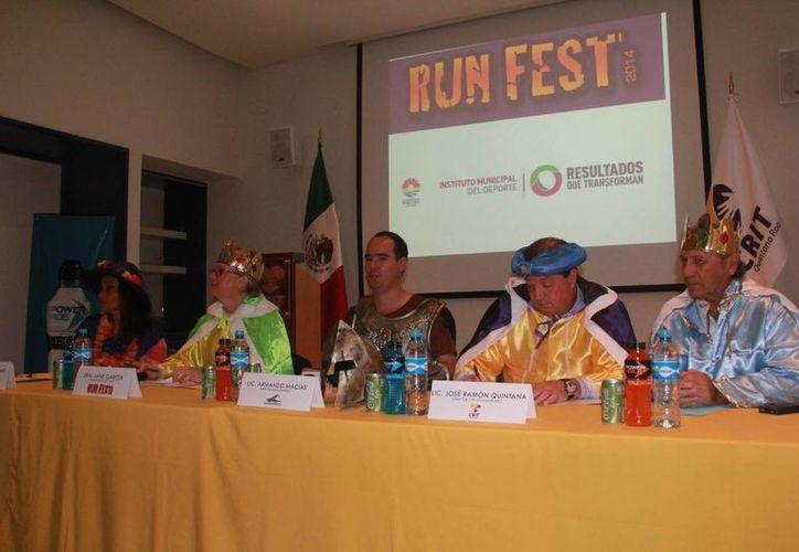 Los organizadores indicaron que el evento se realizará en Residencial Lagos del Sol. (Raúl Caballero/SIPSE)