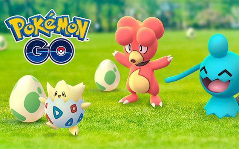 El evento 'Eggstravaganza' permitirá eclosionar criaturas poco comunes — Pokémon Go