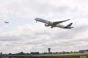 Levanta vuelo el Airbus A350 XWB