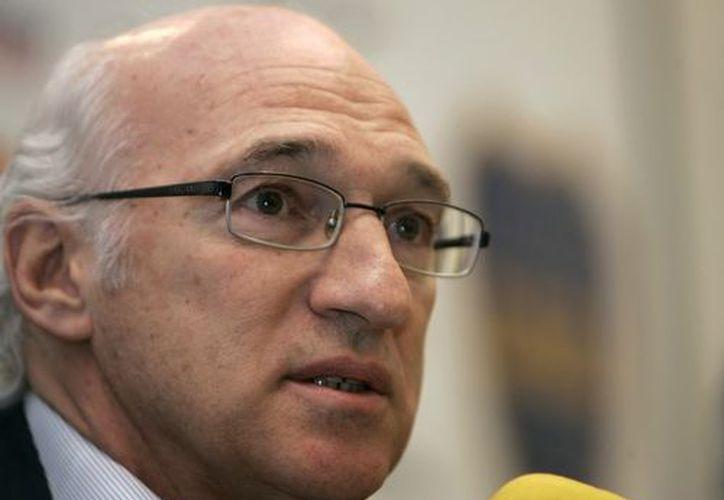 """El """"Virrey"""" buscará convencer al volante Juan Román Riquelme para que vuelva al equipo. (Agencias)"""