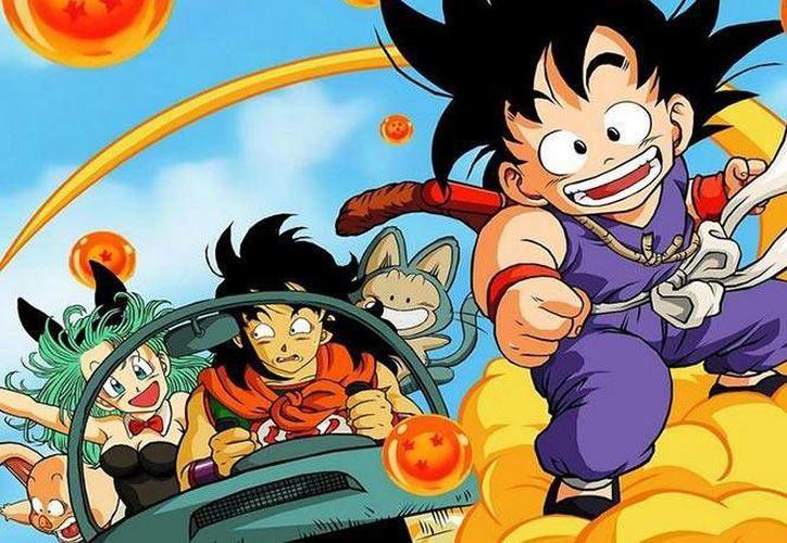 Cuando Dragon Ball comenzó a transmitirse en México se hizo mediante una terrible versión censurada traducida por la compañía Harmony Gold. (Imágenes de Toei Animation)