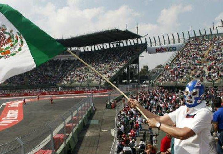 'México GP'  es una app oficial que contará con todos los datos importantes relativos al Gran Premio de México, incluyendo desde luego os horarios de las carreras y el perfil de los pilotos participantes. (bbc.co.uk)