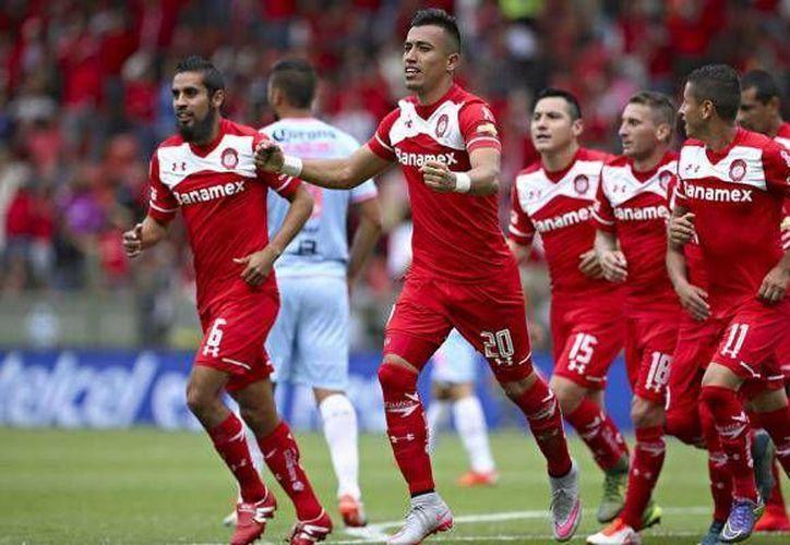 El cuadro mexicano se encuentra en primer lugar con cuatro unidades en la Copa Libertadores. (Notimex)