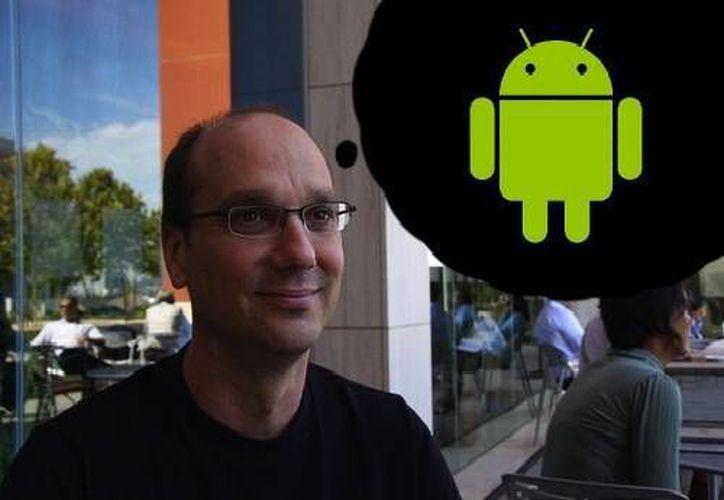 Andy Rubin fue una de las figuras más destacadas en el desarrollo de los llamados teléfonos inteligentes. (Foto tomada de inflexwetrust.com)