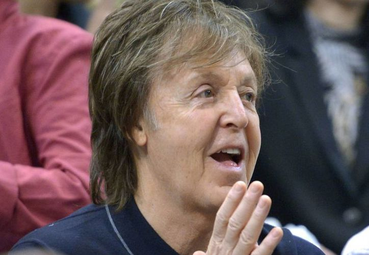 El ex Beatle fue una de varias celebridades que el año pasado pidieron a Rusia a liberar dos integrantes de la banda punk Pussy Riot. Ambas siguen presas. (Agencias)